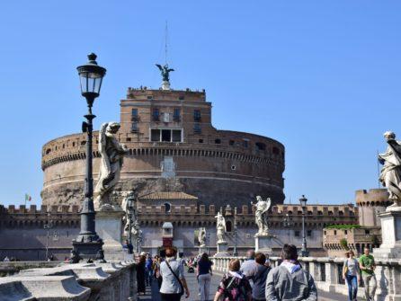 5 фактів про Замок Святого Ангела