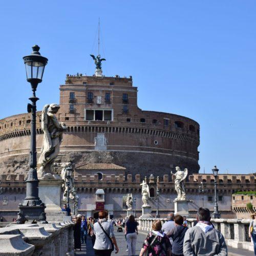 5 фактов о Замке Святого Ангела