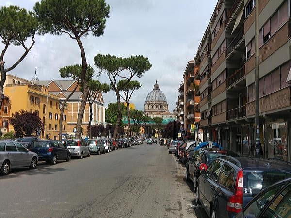 Фото Апартаменты у Ватикана