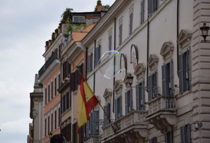 Фото Фотограф в Римі