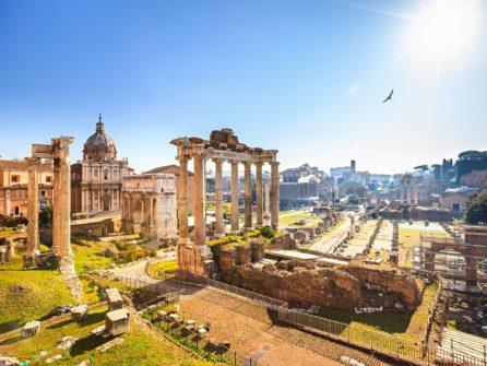 Історичні факти про Форум Цезаря