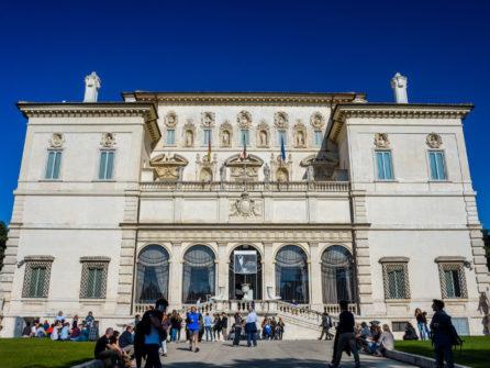 Экскурсия в картинную галерею Боргезе