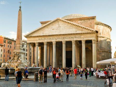 Интересные факты о Пантеоне в Риме