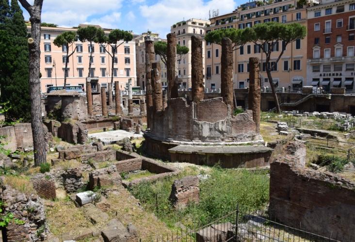 Фото Колізей, Палатинський пагорб, Римський та Імператорські форуми