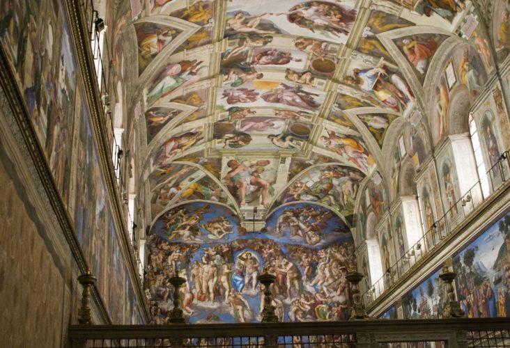 Фото Екскурсія у Ватиканcькі Музеї, Сікстинську капелу та Базиліку cв. Петра