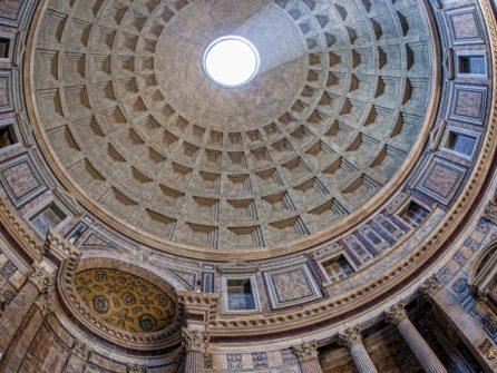 Секрети купола Пантеона в Римі