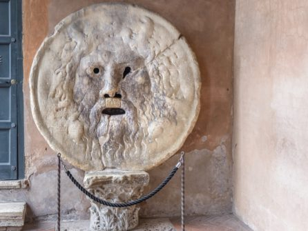 «Вуста правди» в Римі. Античний детектор брехні