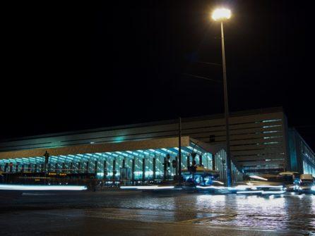 Головний вокзал Риму – Termini