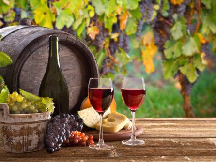 Гастрономічний тур та дегустація вин в передмістях Риму.