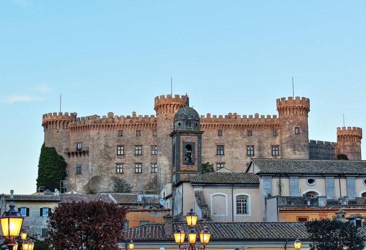 Фото Экскурсия в замок Одескальки. Городки Браччано, Ангвилара и Тревиньяно.