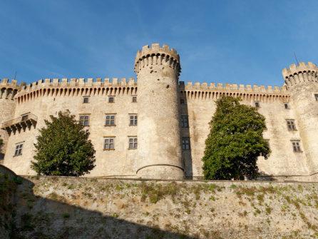 Экскурсия в замок Одескальки. Городки Браччано, Ангвилара и Тревиньяно.