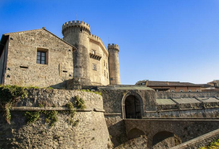 Фото Екскурсія в замок Одескалькі. Містечка Браччано, Ангвілара та Тревіньяно.
