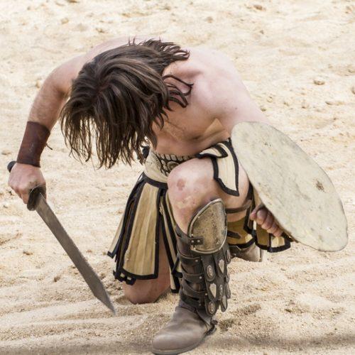 Цікаві факти про римських гладіаторів