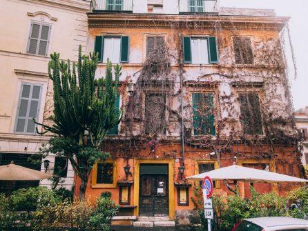 Нетуристические места в Риме