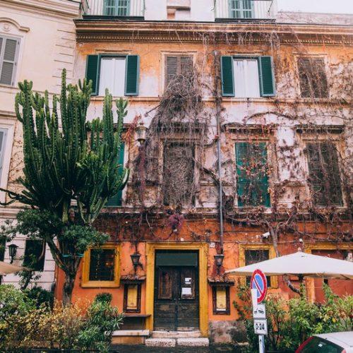 Нетуристичні місця в Римі