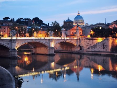 Ночная жизнь Рима