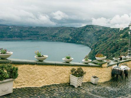 Красивые озера рядом с Римом