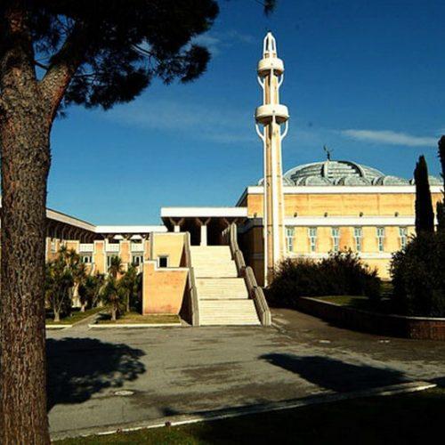 Известные мечети Рима