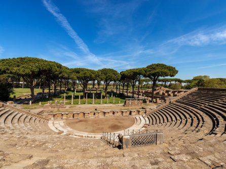 Цікаві факти про Римський театр