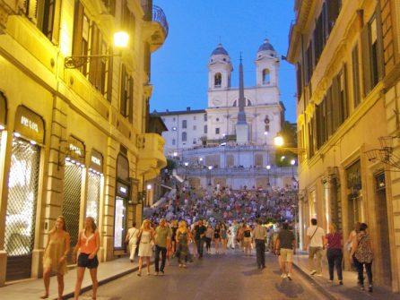 Шопінг у Римі. Де шукати найвідоміші бренди?